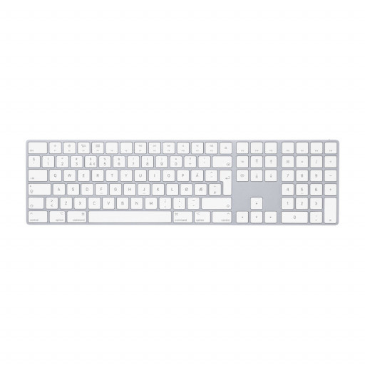 Apple Magic Keybord med talltastatur