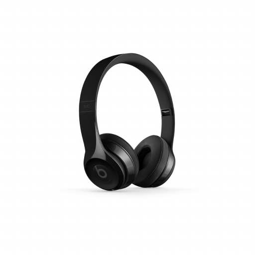 Beats Solo3 Wireless – Glanset Svart