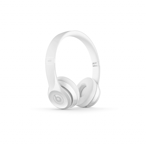 Beats Solo3 Wireless – Glanset Hvit