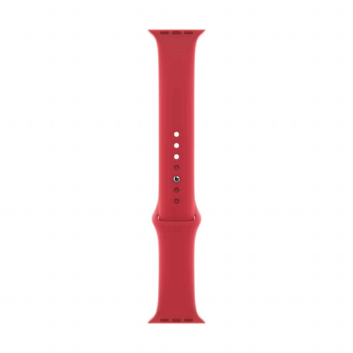 Sport Band i (PRODUCT)RED for 44 mm Apple Watch