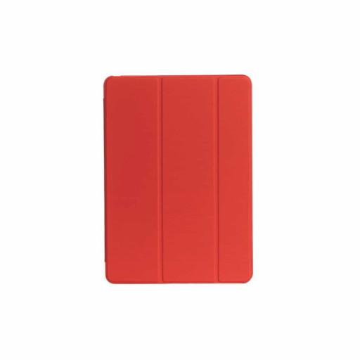 Pomologic Book Case for iPad Pro 12,9-tommer 1/2 gen – Rød
