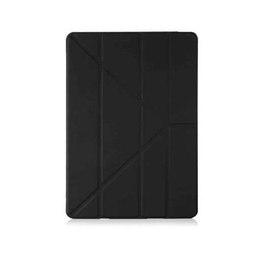Pipetto Origami cover for iPad Pro 12.9-tommer 2018 -Svart