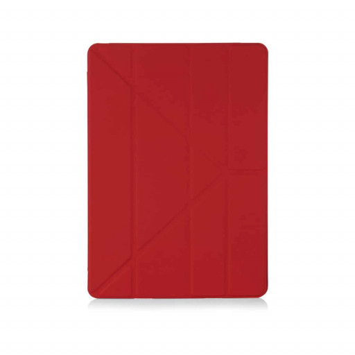 Pipetto Origami cover for iPad Pro 11-tommer – Rød