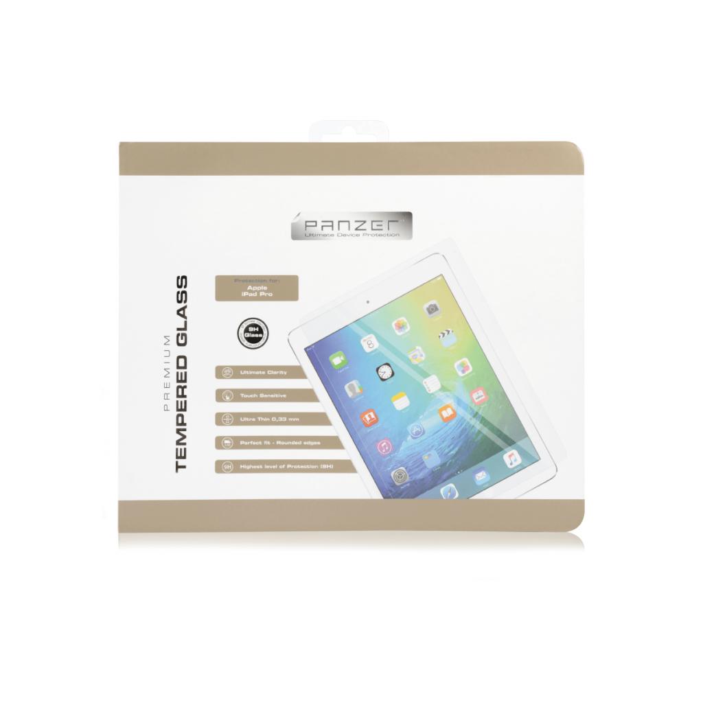 Panzer Temperert Glass skjermbeskytter for iPad 10.2″