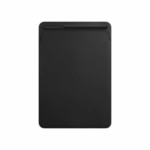 Leather Sleeve til 10,5-tommer iPad Pro – Svart