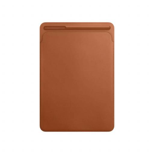 Leather Sleeve til 10,5-tommer iPad Pro – Lærbrun