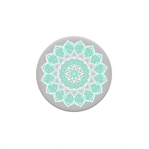 PopSockets -  Mandala Grey