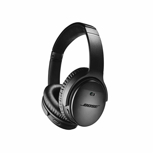 Bose QuietComfort 35 wireless II – Svart