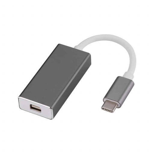 USB-C til Mini DisplayPort