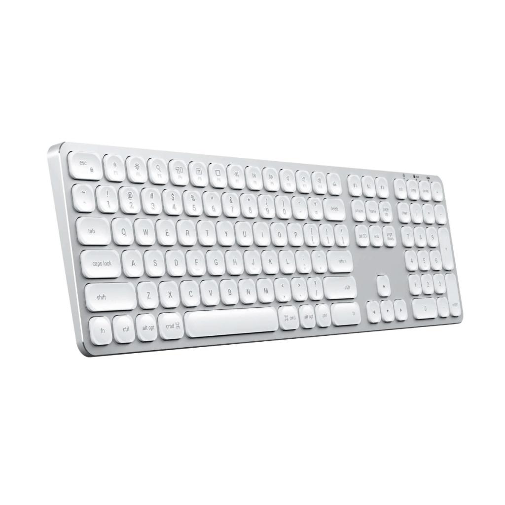 Satechi trådløst tastatur Nordisk Sølv | Pippin
