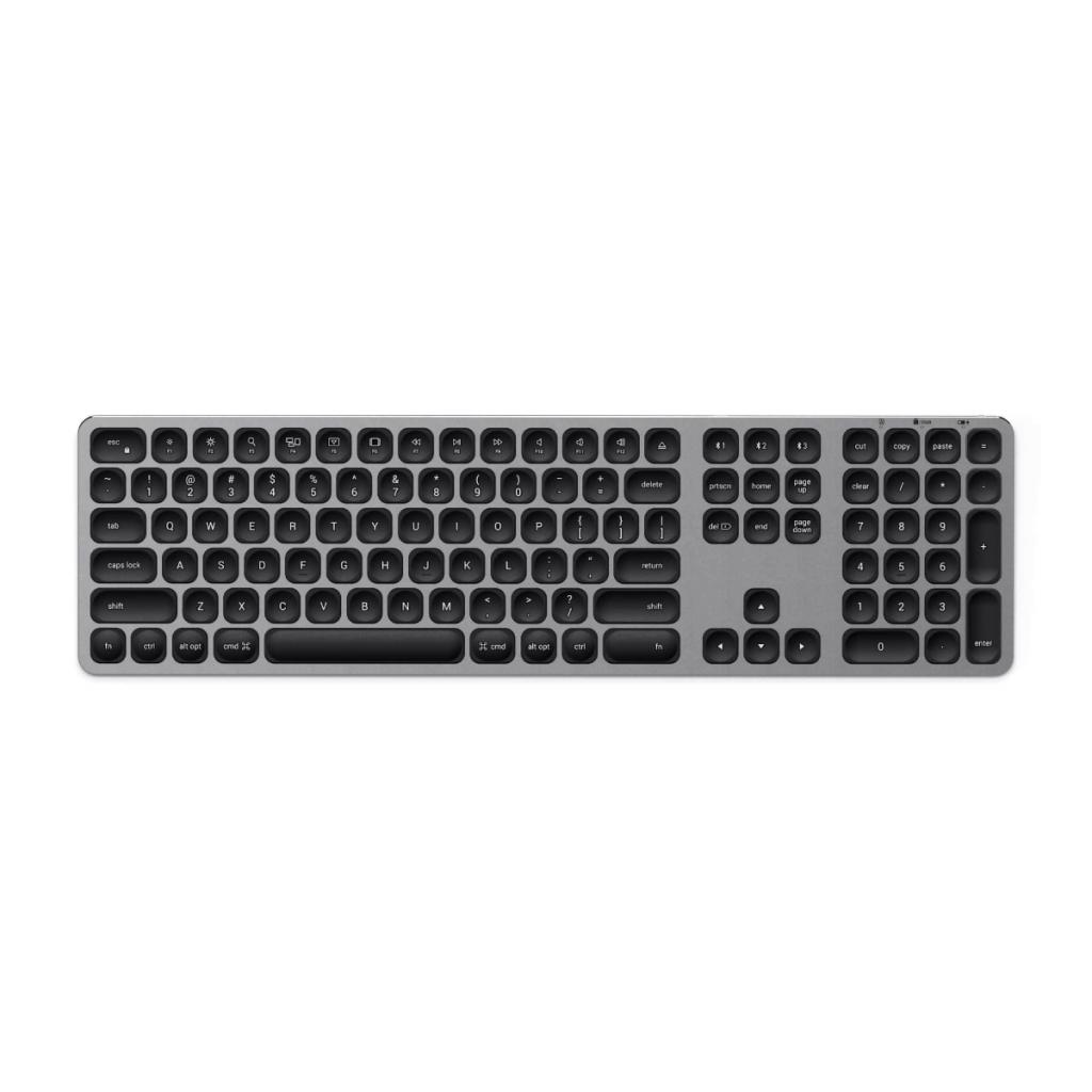 Satechi Slim trådløst numerisk tastatur sølv | Eplehuset