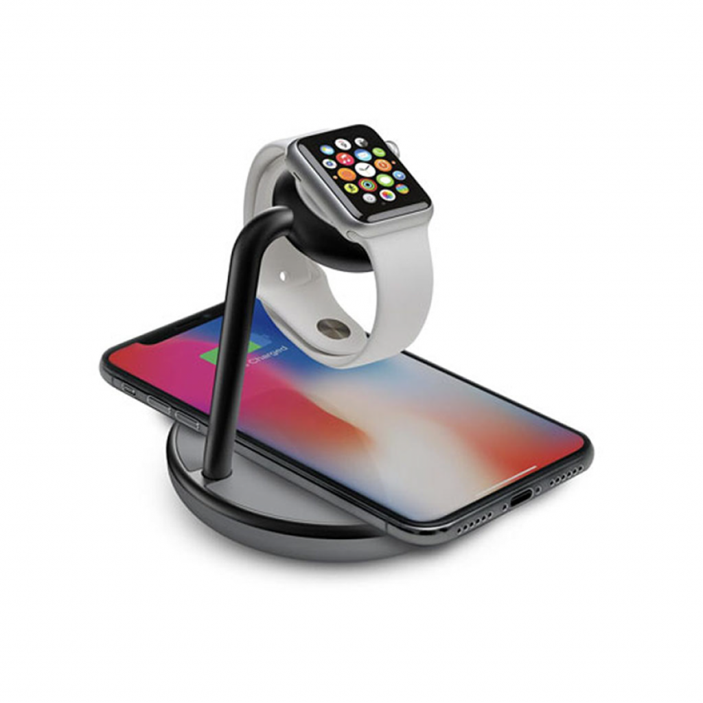 Kanex GoPower Watch Stand med Qi lading | Pippin