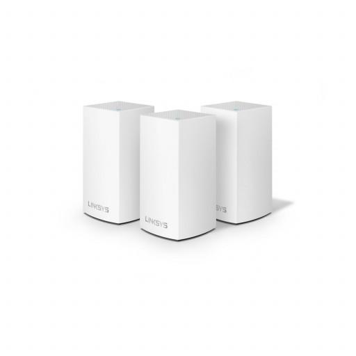 Linksys Velop Wi-Fi Mesh AC1200 - 3 pack