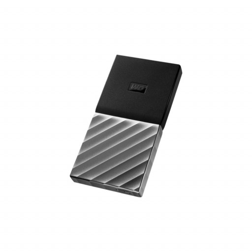 WD My Passport SSD - 512GB