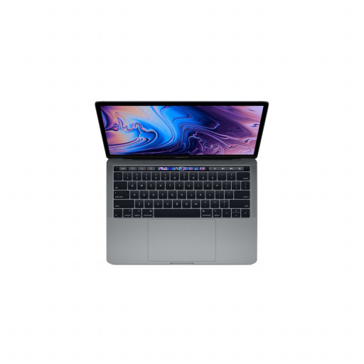 MacBook Pro 13-tommer (2019) 2,4 GHz 4-kjerner / 8GB / 512GB - Stellargrå