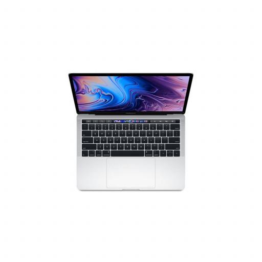 MacBook Pro 13-tommer (2019) 2,4 GHz 4-kjerner / 8GB / 512GB - Sølv