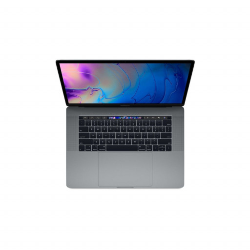 MacBook Pro 15-tommer (2019) 2,3 GHz 8-kjerner / 16GB / 512GB - Stellargrå