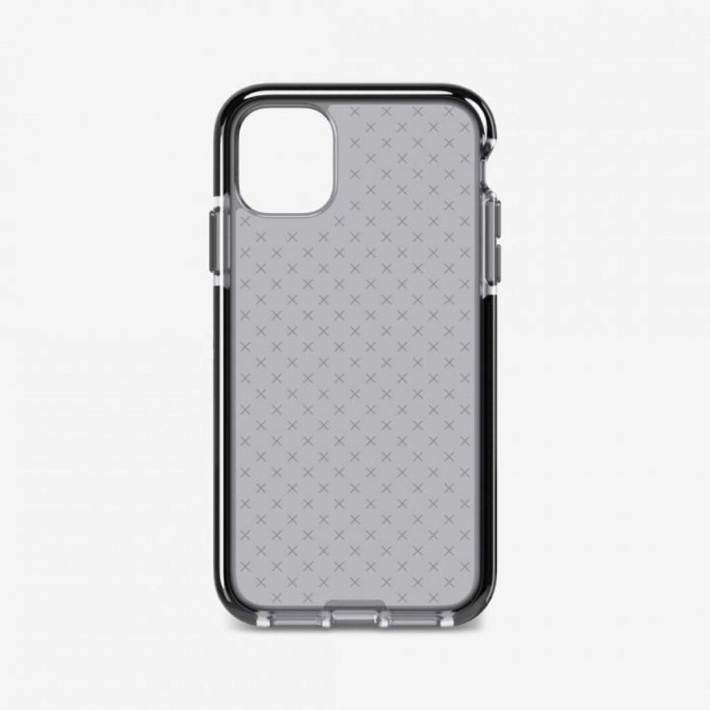 Tech21 Pure Evo Check deksel til iPhone 11 – Smoke