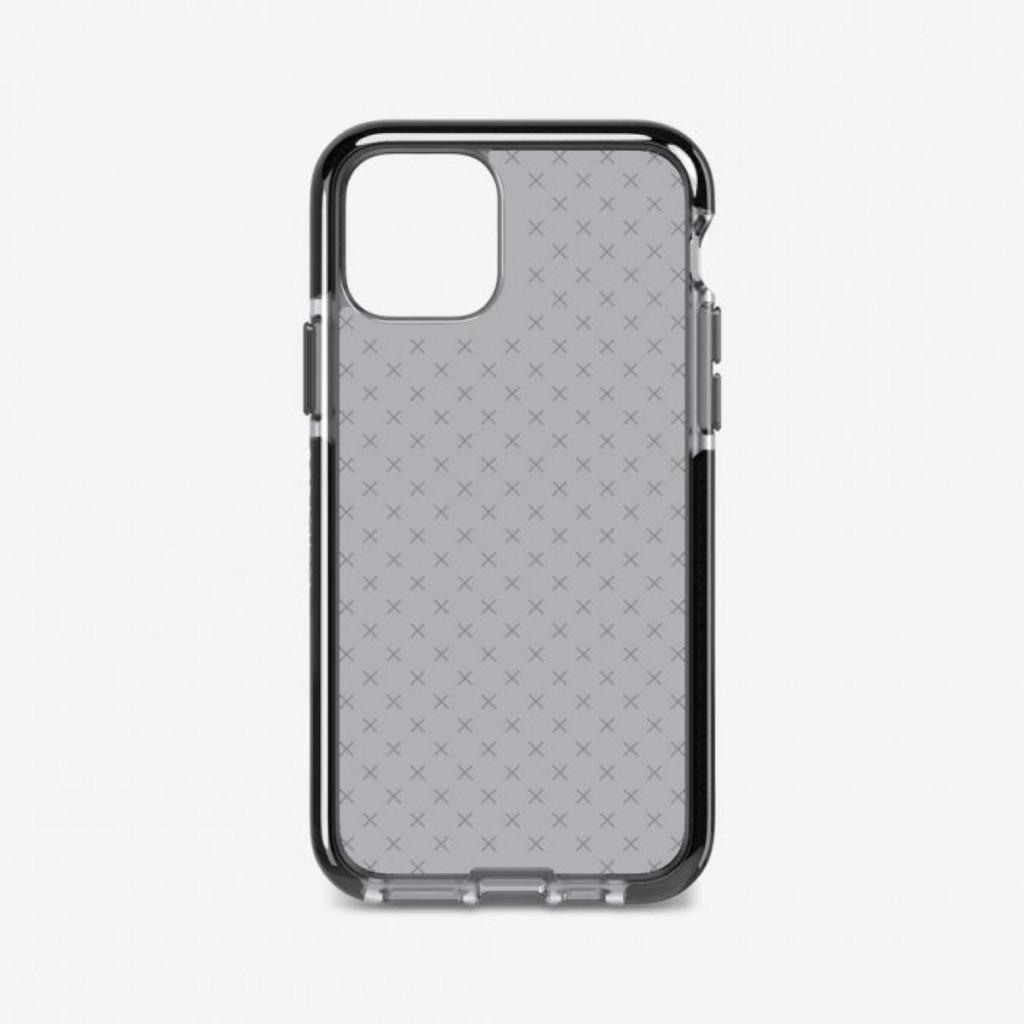 Tech21 Pure Evo Check deksel til iPhone 11 Pro – Smoke