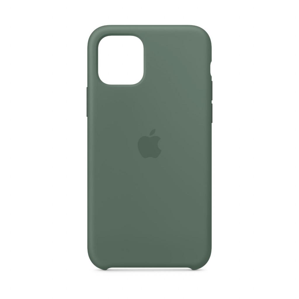 Apple Silikondeksel til iPhone 11 Pro - Furunål