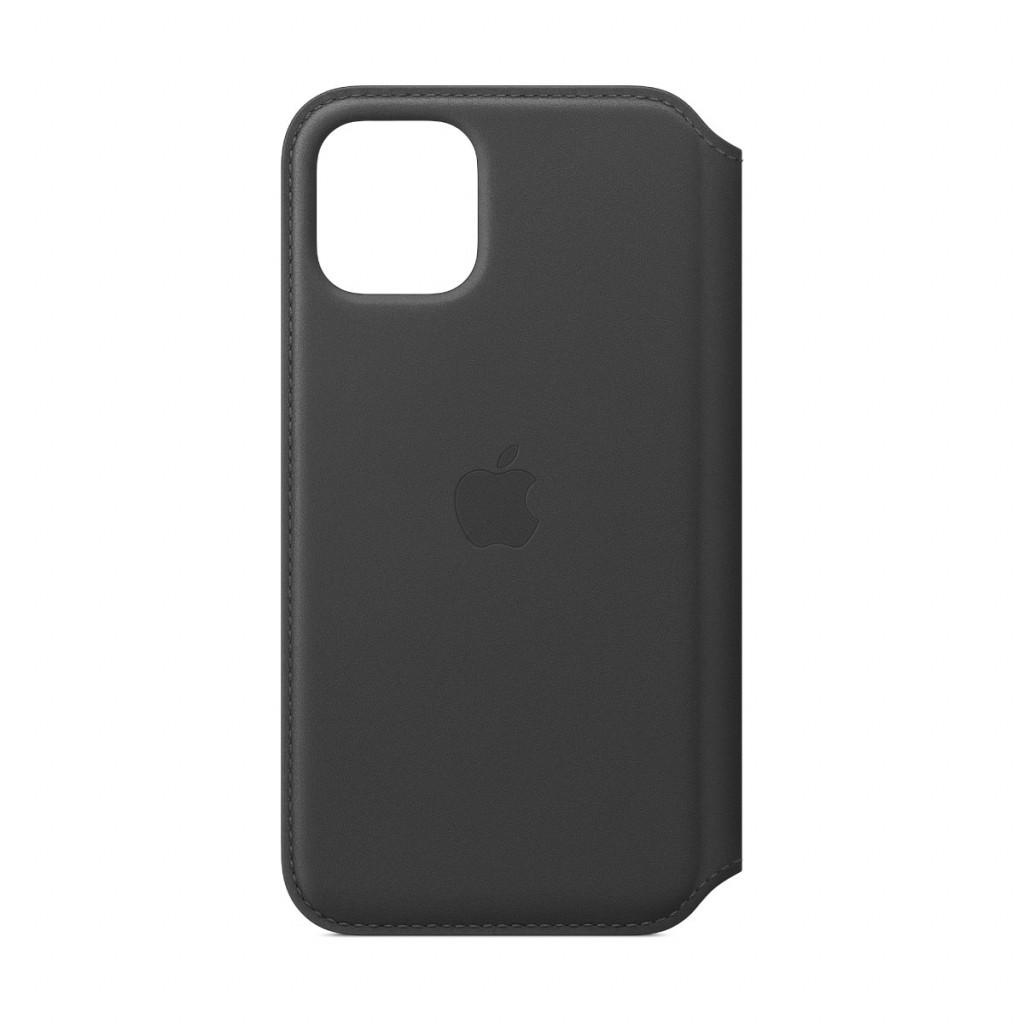 Apple Folio-skinndeksel til iPhone 11 Pro - Svart