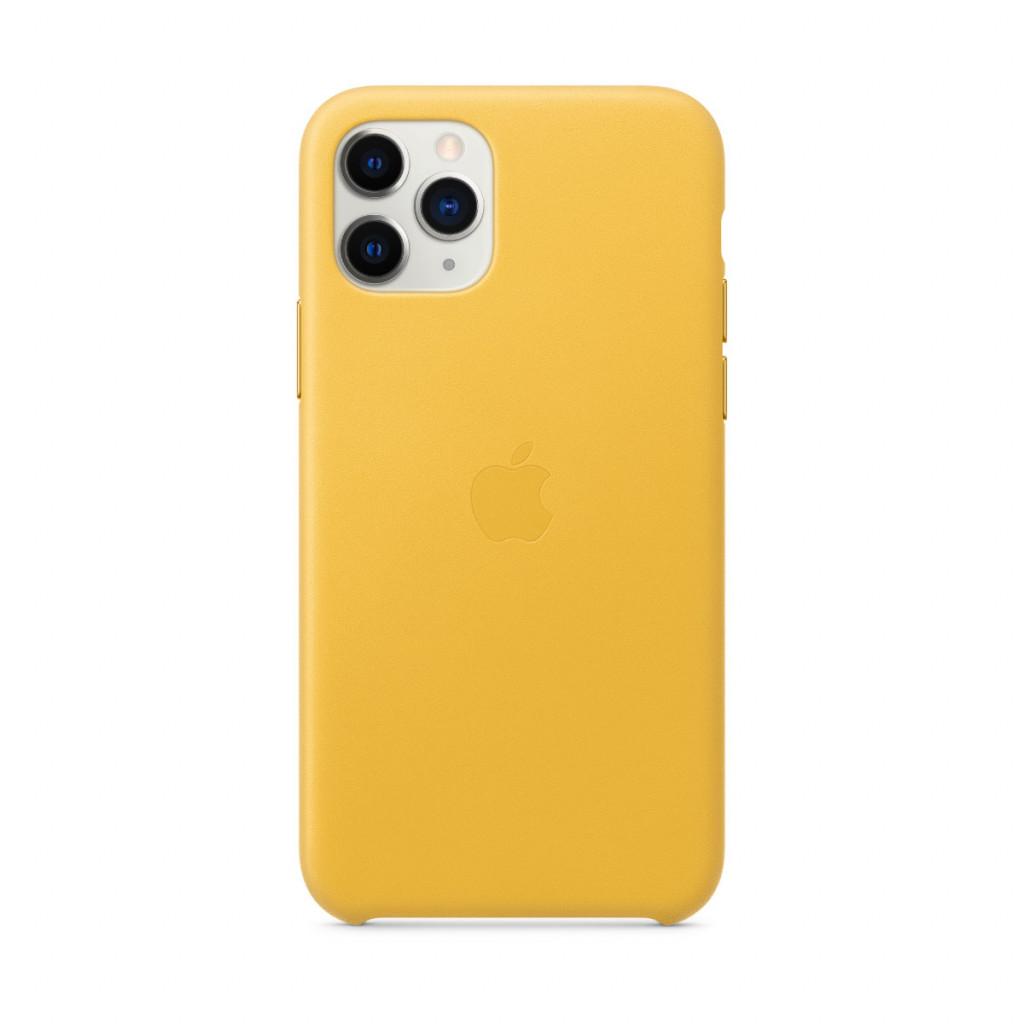 Apple Skinndeksel til iPhone 11 Pro – Sitron