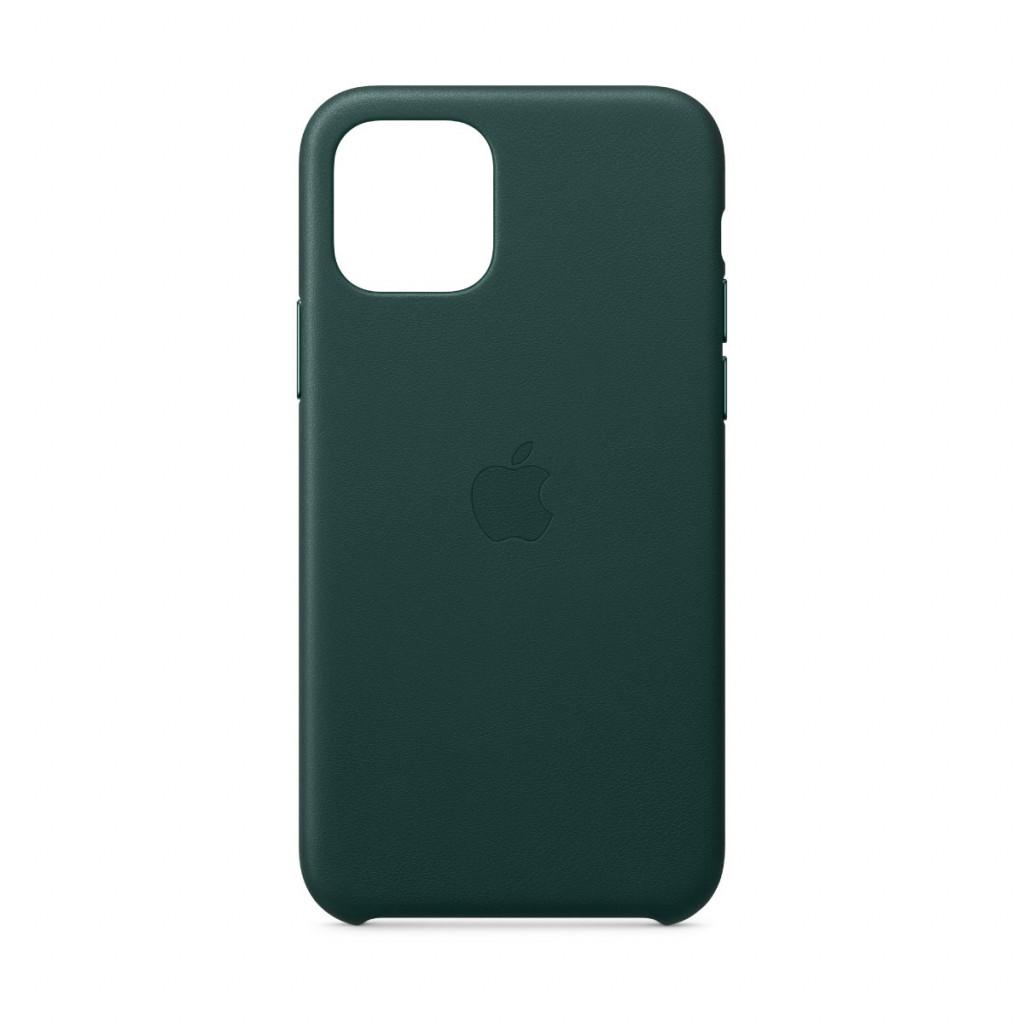 Apple Skinndeksel til iPhone 11 Pro – Skogsgrønn