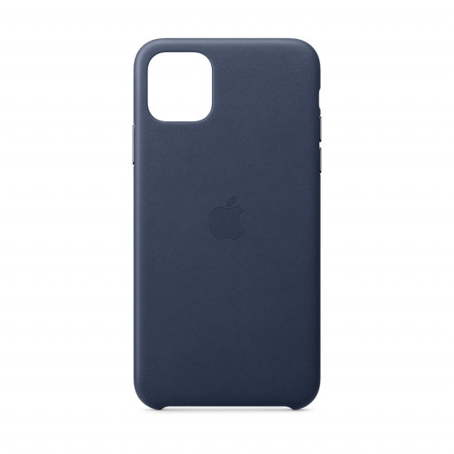 Apple Skinndeksel til iPhone 11 Pro Max – Midnattsblå