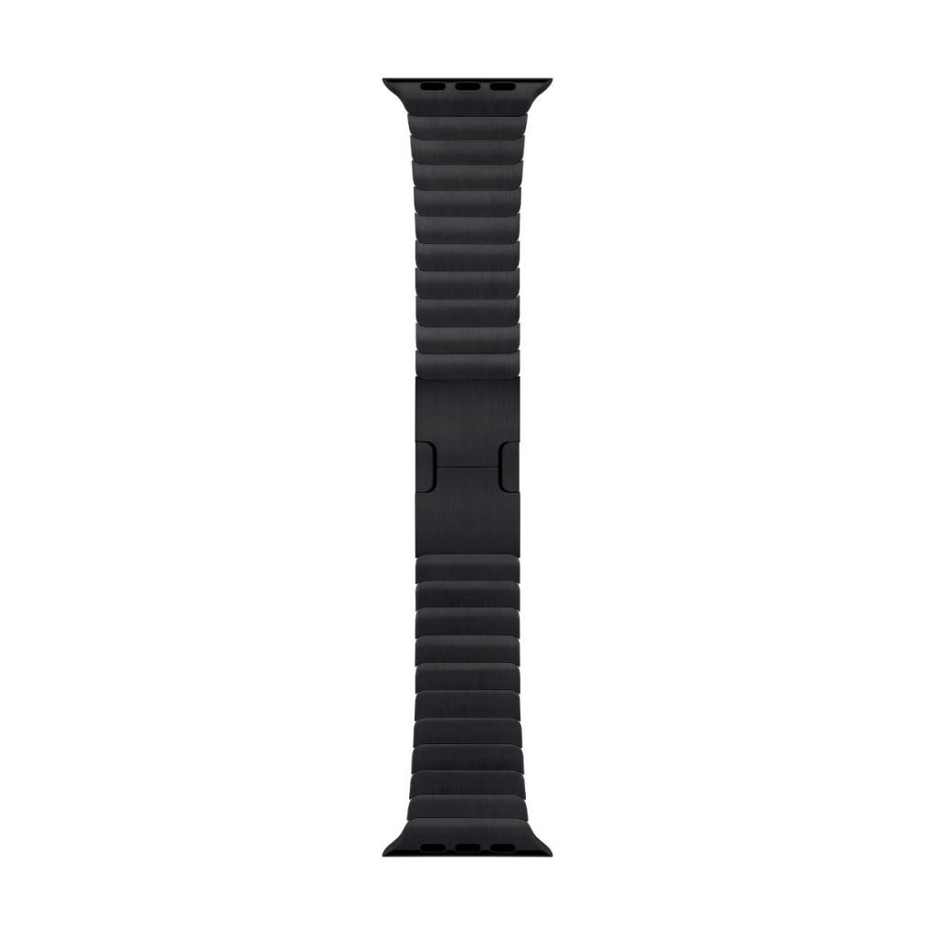 Link Bracelet i Stellarsvart til 38 mm Apple Watch
