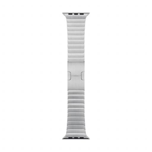 Link Bracelet i Sølv til 42 mm Apple Watch