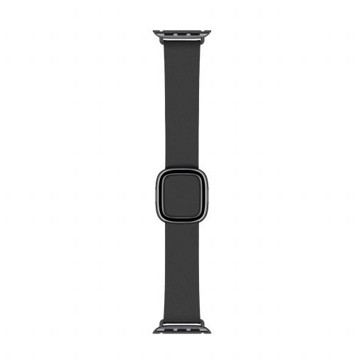 Apple Watch 40 mm Modern Buckle (L) - Svart