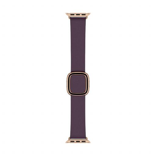 Apple Watch 40 mm Modern Buckle (S) - Aubergine