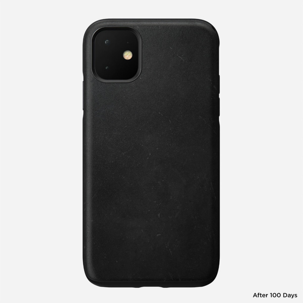 Nomad Rugged Case for iPhone 11 - Svart