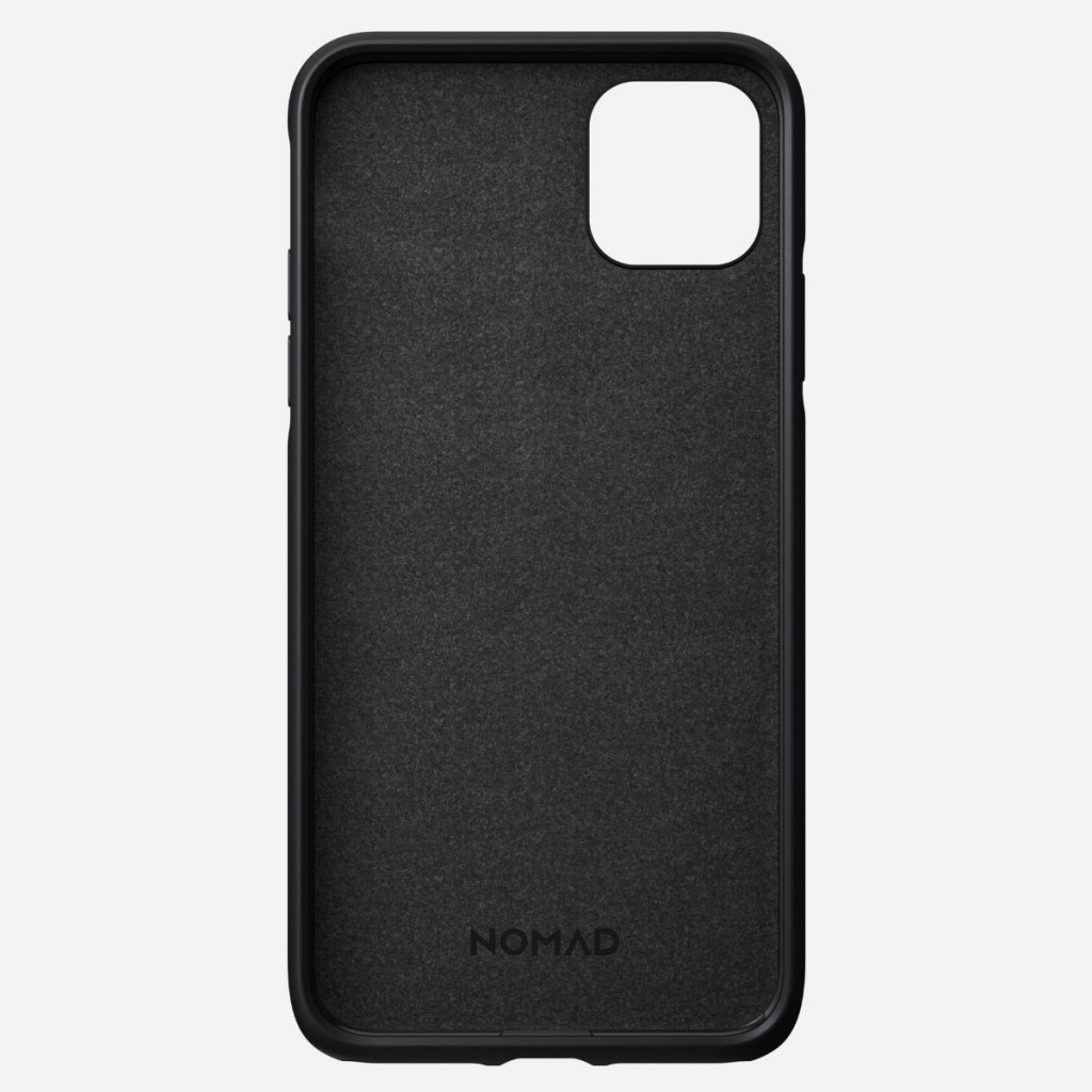Nomad Rugged Case for iPhone 11 Pro Max - Svart