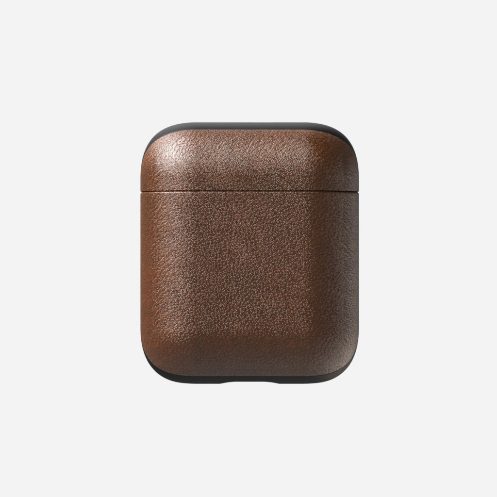Nomad Rugged Case for AirPods - Brun