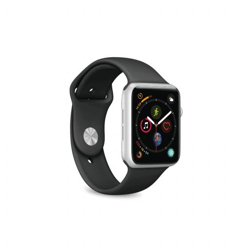 Puro Apple Watch rem, 40/38 mm - Svart
