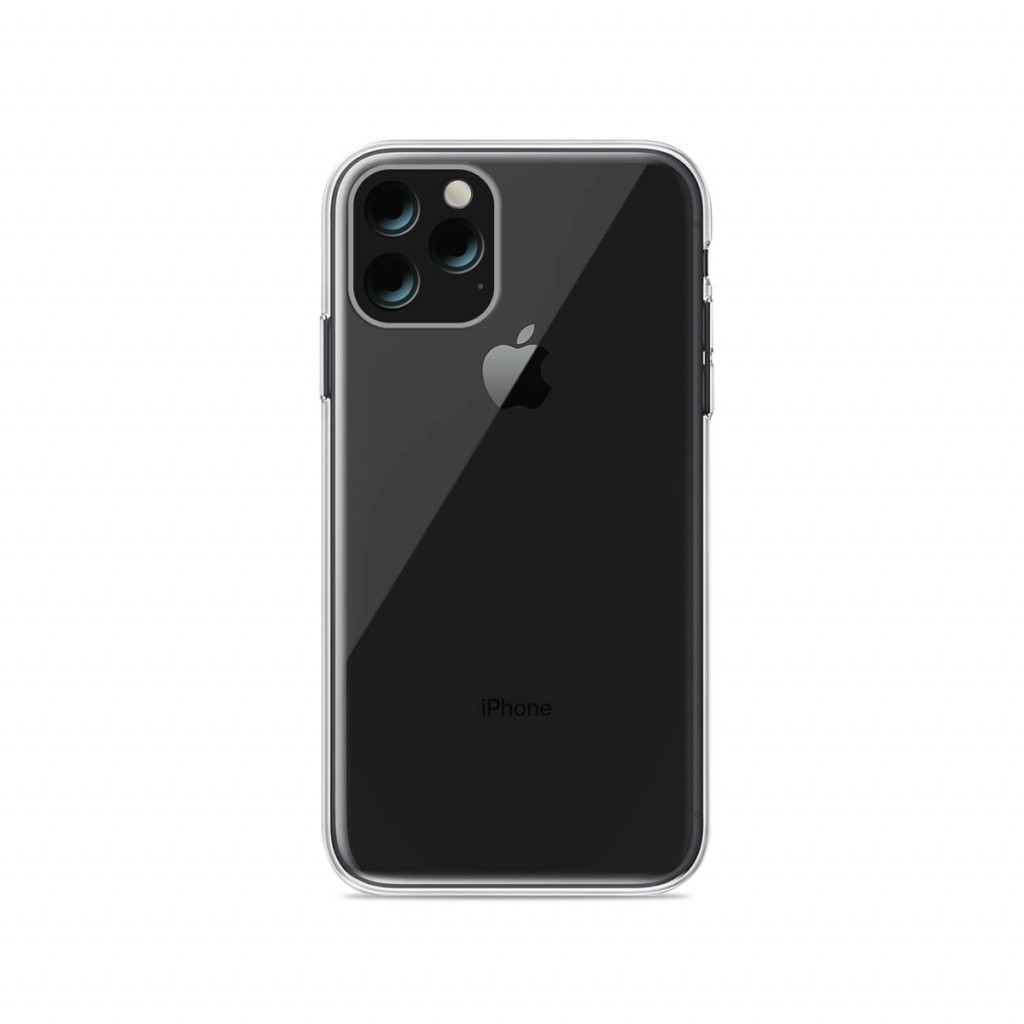 Puro Impact Clear deksel til iPhone 11 Pro Max - Transparent