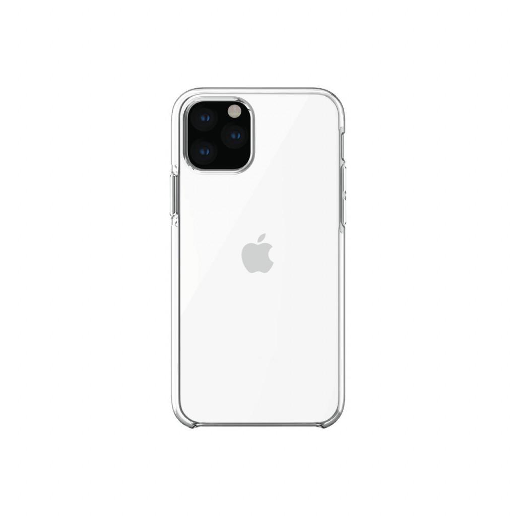 Puro Impact Clear deksel til iPhone 11 Pro - Transparent