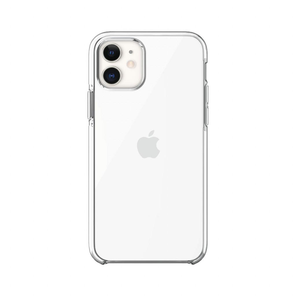 Puro Impact Clear deksel til iPhone 11 - Transparent