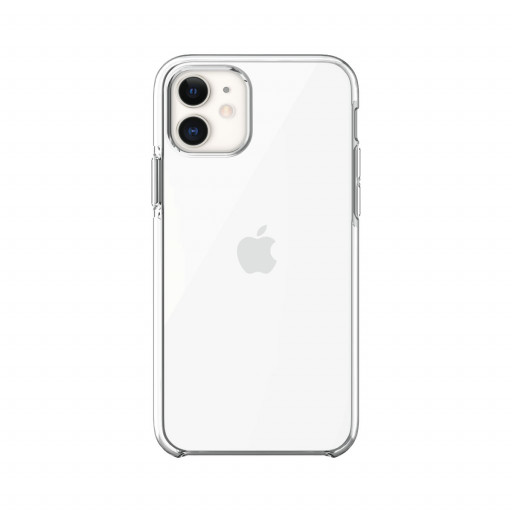 Puro Impact Clear deksel til iPhone 11 - Transparent