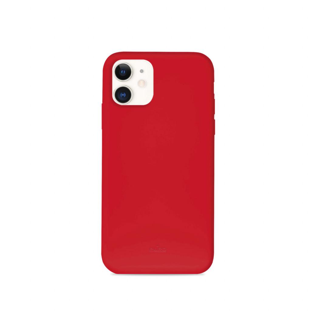 Puro Icon deksel til iPhone 11 - Rød
