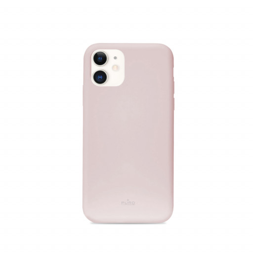Puro Icon deksel til iPhone 11 - Rosa