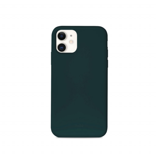 Puro Icon deksel til iPhone 11 - Mørkegrønn