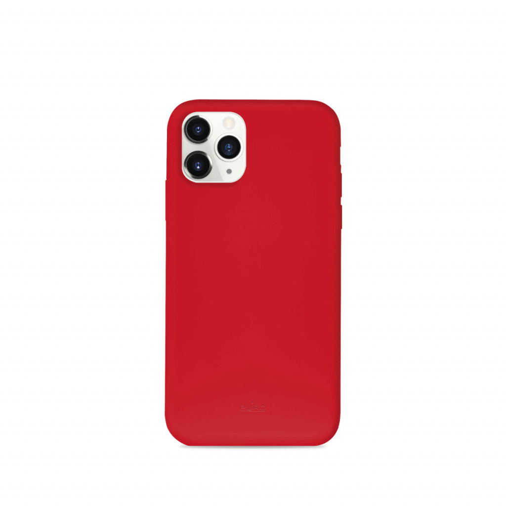 Puro Icon deksel til iPhone 11 Pro - Rød