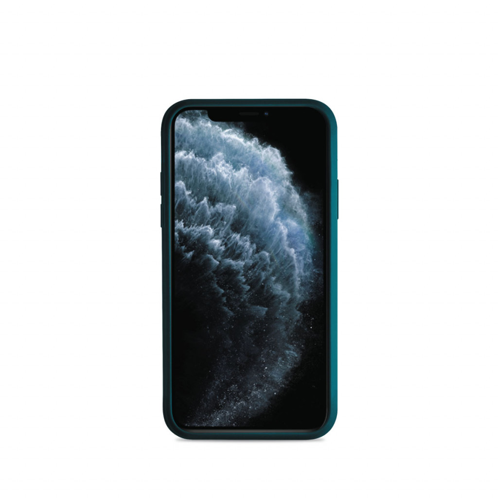 Puro Icon deksel til iPhone 11 Pro - Mørkegrønn