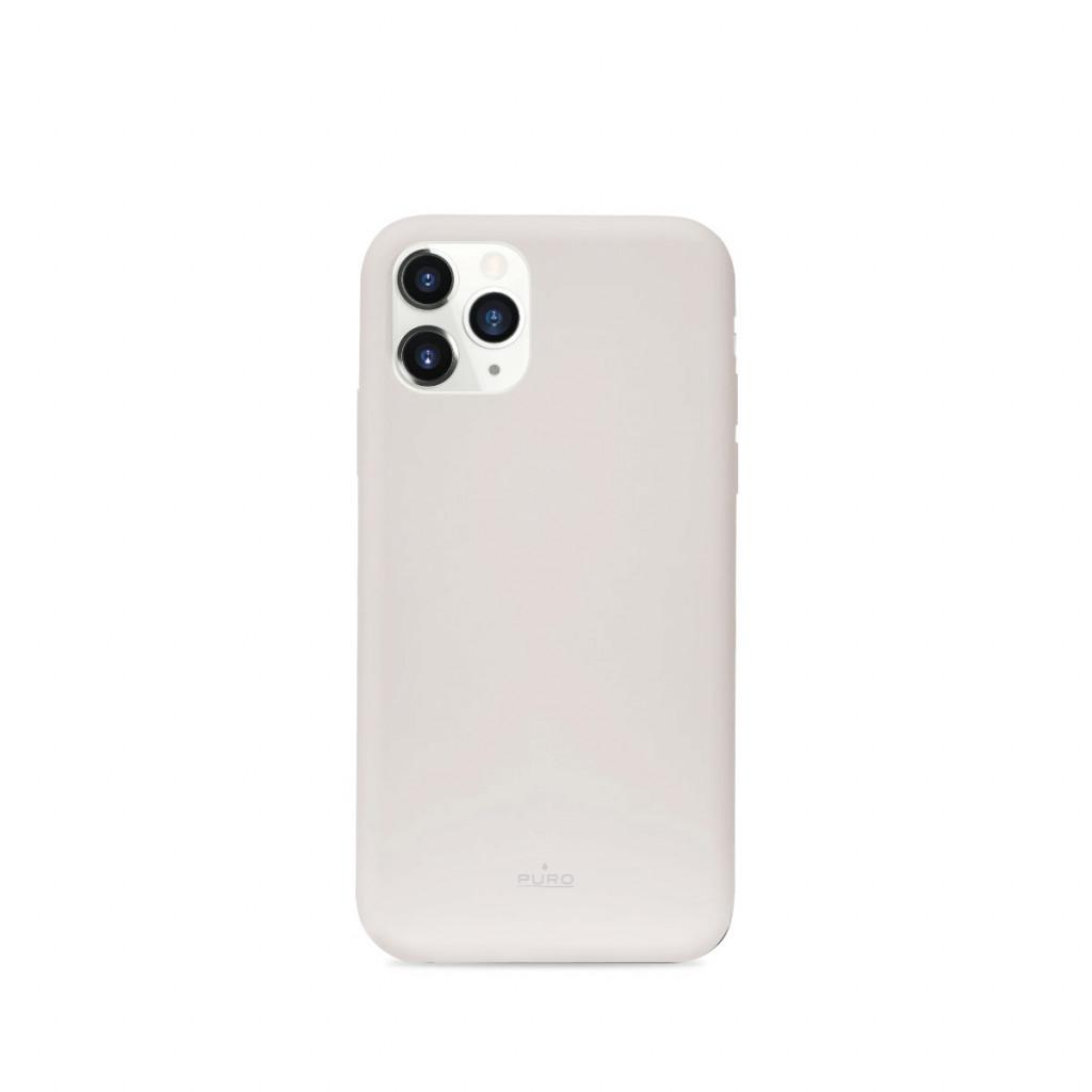 Puro Icon deksel til iPhone 11 Pro - Lys Grå