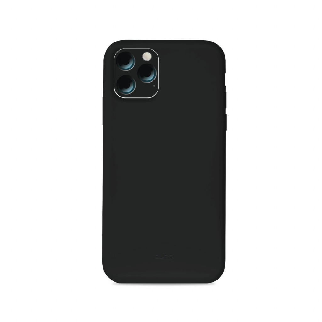 Puro Icon deksel til iPhone 11 Pro Max - Svart