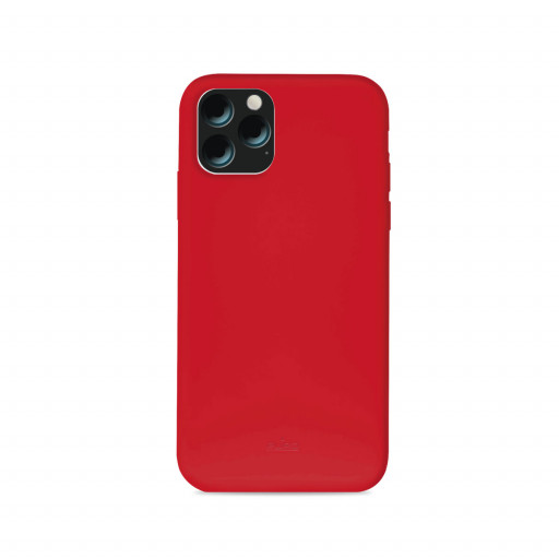 Puro Icon deksel til iPhone 11 Pro Max - Rød