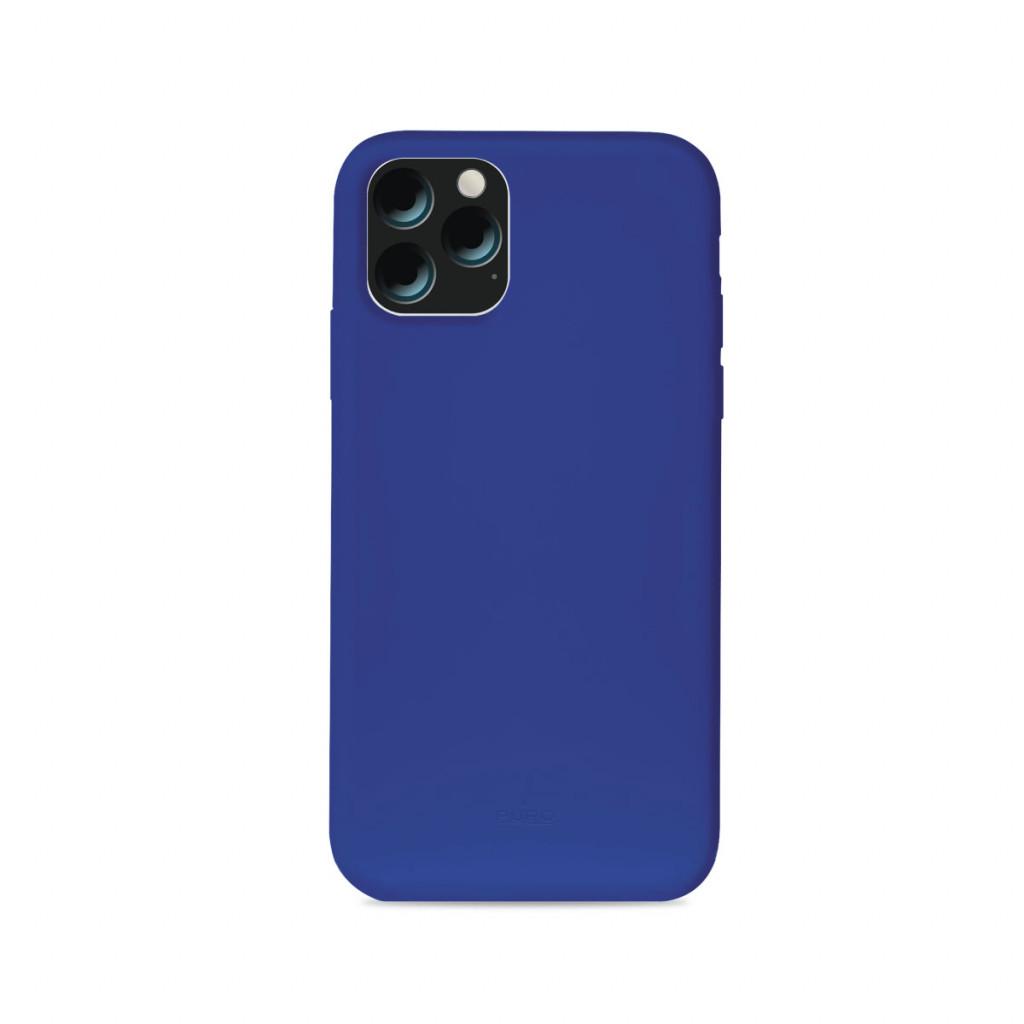 Puro Icon deksel til iPhone 11 Pro Max - Mørkeblå