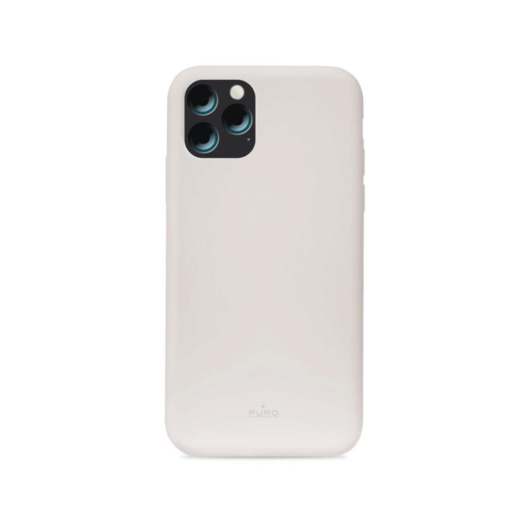 Puro Icon deksel til iPhone 11 Pro Max - Lys Grå